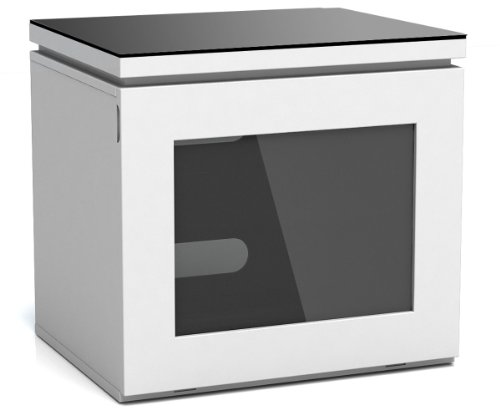 Gecko Reflect REF550-GW Cabinet Stand for 19 to 37 inch TV - White Black Friday & Cyber Monday 2014