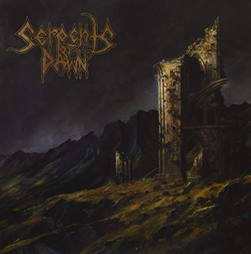 Vinilo : Serpents of Dawn - Into The Garden (Black)
