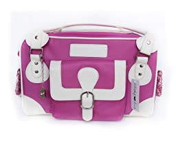 Cheeky Lime Classic DSLR Camera Bag, Pink