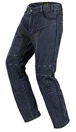 Spidi pantalon de moto en tissu j 10-022 furious-noir-taille 29