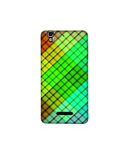 Kolor Edge Printed Back Cover for Micromax Yureka - Multicolor (4397-Ke10939MmxYurekaSub)