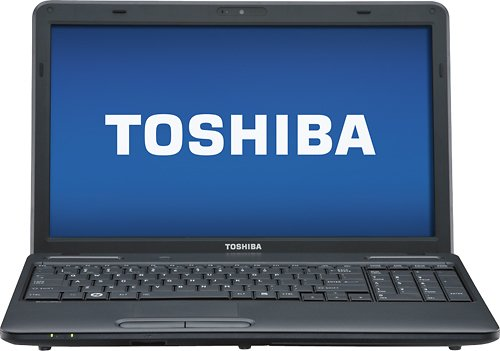 Toshiba Satellite C655D-S5511 Laptop Computer / 15.6-inch HD Display Screen / AMD Dual-Nucleus E-300 1.3 GHz Processor / 4GB DDR3 RAM Memory / 320GB Enigmatic Drive / Double-layer DVD�RW / 6-room Battery / Webcam / Windows 7 Home Store / Black