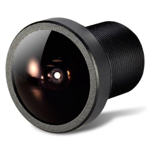 Bluefinger Replaceable Camera Lens 170¡Ãfor Gopro Hero 2