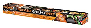 Cookina B241660 Barbecue Reusable Cooking Sheet
