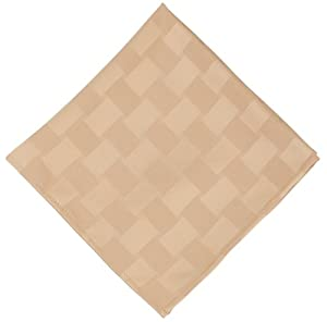 Amazon.com - Reflections Microfiber Napkin - Khaki - Tablecloths