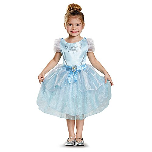 Littl (Frozen Toddler Prestige Elsa Tutu Costumes)