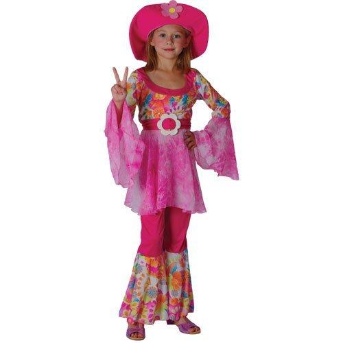 FLOWE (Flower Power Hippie Girls Costumes)