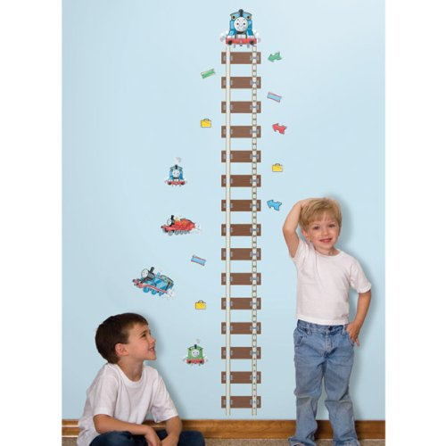 Roommates Rmk1126Gc Thomas And Friends Peel & Stick Growth Chart (Peel Stick Growth Chart compare prices)