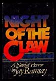 Night of the claw (0312572948) by Campbell, Ramsey