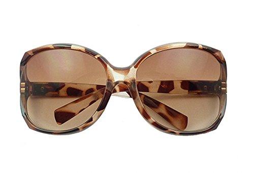 fa2592471b1 Leopard Box Sunglasses Fashion Sunglasses Tide Female Summer Sun Glasses  Face-lift. by mei kaidi