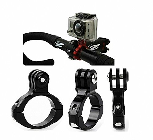 Lctech Tm Bike Handlebar Mount For Gopro Hero 4/3+/3/2/1 Camera Mount Replacement Brand New And High Quality
