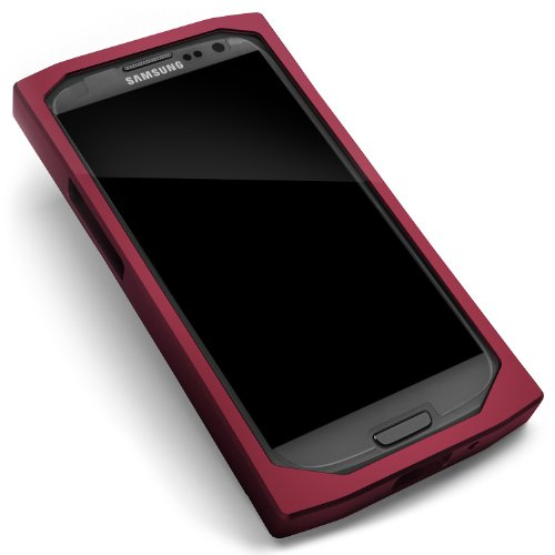V-Moda Metallo Case For Samsung Galaxy Siii/Siii/S3 (Red Coral)