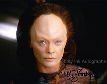 MEG FOSTER as Onaya - Star Trek: Deep Space Nine Genuine