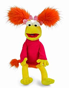 Manhattan Toy Fraggle Rock - Muñeco de peluche, color rojo