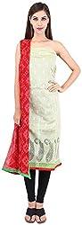 Lavanya Design Studio Women's Cotton Unstitched Dress Material