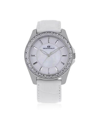 Oceanaut Women's OC1411 Angel White MOP Stainless Steel Watch