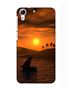 PickPattern Back Cover for HTC Desire 728