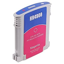 eForCity Remanufactured Ink Cartridge Replacement for HP 940XL (C4908AN) (Magenta)