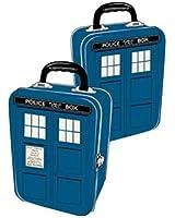 Dr Who - Tardis Tin Tote
