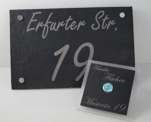 nur-bei-uns-schiefer-set-hausnummer-tur-klingel-klingel-fischer-klingelplatte-inkl-led-taster-zb-wei