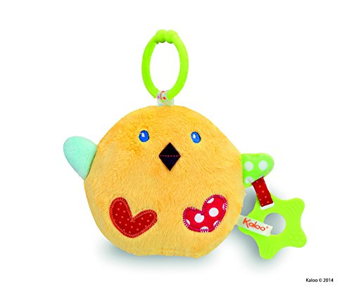 Kaloo Colors Activity Toys My Singing Chick