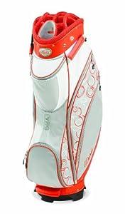 Buy Datrek D-LITE Ladies Cart Bag, Tangerine Silver White by Datrek