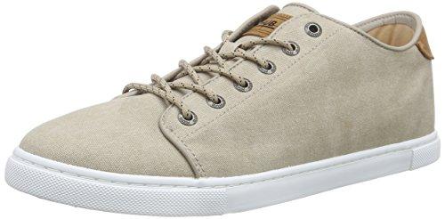 HubNewport C06 Sneakers, Uomo, Beige (beige/wht 009), 42
