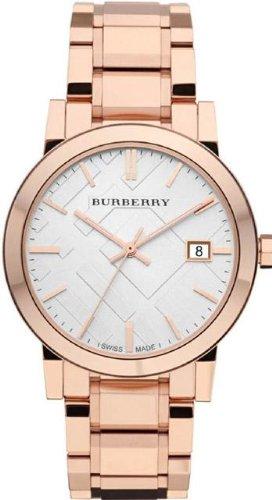 Burberry City Rose Gold Watch BU9004
