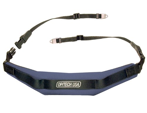 Op/Tech Usa Super Pro Strap - Design B (Navy)