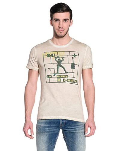 Zu Elements T-Shirt Manica Corta Clays [Beige]