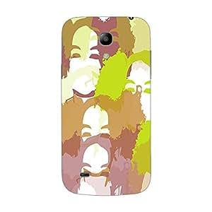 Garmor Designer Silicone Back Cover For Samsung Galaxy S4 Mini I9190
