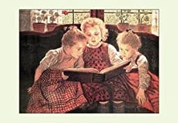30 x 20 Stretched Canvas Poster Fairy Tale
