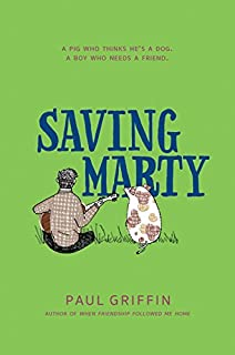 Book Cover: Saving Marty