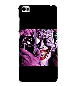 printtech Joker Back Case Cover for Xiaomi Redmi Mi5::Xiaomi Mi 5