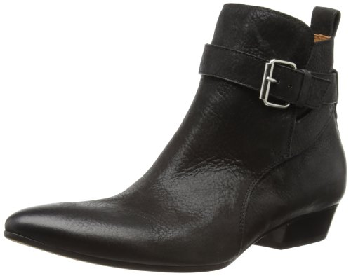 Kalliste Womens Cowboy Boots 5914 Black 6 UK, 39 EU, 8 US