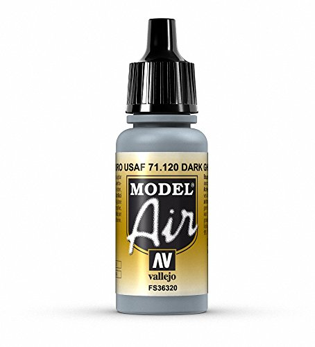 Vallejo USAF Medium Grey Paint, 17ml