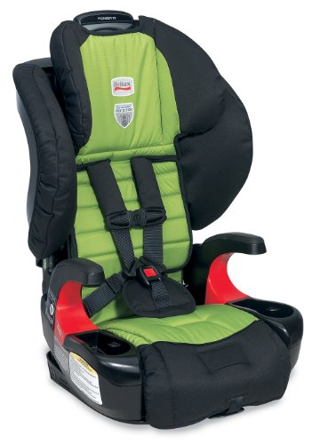 Britax Pioneer 70 Harness-2-Booster Car Seat, Kiwi back-970397