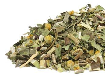 Goldenrod Herb Cut & Sifted, 16 Ounces (1 Pound)
