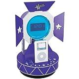 Disney Hannah Montana Alarm Clock Radio for iPod and MP3 Players