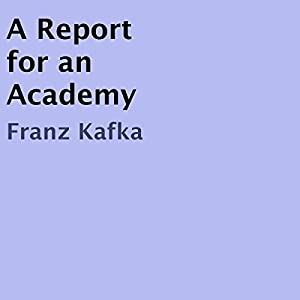 A Report for an Academy Audiobook