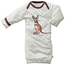 Babysoy Baby Girls\' Janey Baby Bundler (Baby) - Rabbit - 3-6 Months
