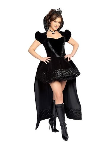 Deluxe Sexy Wicked Queen Adult Costume