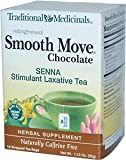 Traditional Medicinals Teas Organic Smooth Move Tea Chocolate, Chocolate 16 bags