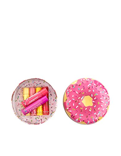 accessorize-etuis-de-baumes-a-levres-dans-un-doughnut-lip-smacker-femme-taille-unique