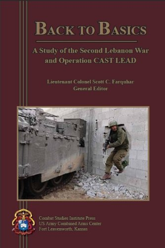 back-to-basics-a-study-of-the-second-lebanon-war-and-operation-cast-lead-english-edition