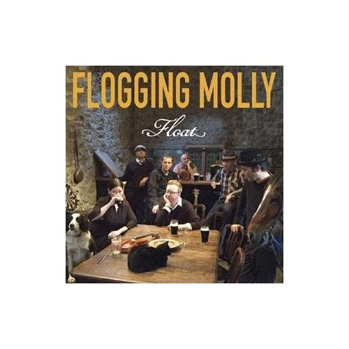 Float-12-inch-Analog-Flogging-Molly-LP-Record