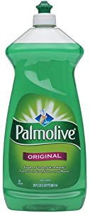 Palmolive 20848 Dishwashing Liquid, 887mL Bottle (Case of 9)