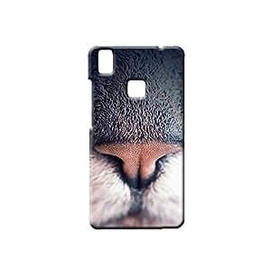 BLUEDIO Designer Printed Back case cover for VIVO V3 - G2515