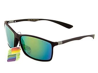 Polarized Eyewear Soft touch Wayfarer Style Sunglasses