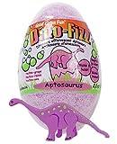 Dino Fizz Hatching Aptosaurus Egg Bath Fizzy - 2.2 oz.